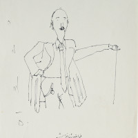 "<span class=""link fancybox-details-link""><a href=""/exhibitions/302/works/artworks9667/"">View Detail Page</a></span><div class=""artist""><strong>Ardeshir Mohassess</strong></div><div class=""title""><em>Untitled</em>, 1971/1972</div><div class=""medium"">Pen on Paper</div><div class=""dimensions"">16.5 x 16.5 cm<br>6 1/2 x 6 1/2 in</div>"