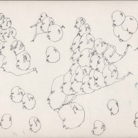 "<span class=""link fancybox-details-link""><a href=""/exhibitions/302/works/artworks9873/"">View Detail Page</a></span><div class=""artist""><strong>Ardeshir Mohassess</strong></div><div class=""title""><em>Untitled</em>, 1972/1973</div><div class=""medium"">Pen on Paper </div><div class=""dimensions"">20.8 x 32.7 cm<br>8 1/4 x 12 7/8 in</div>"