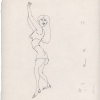 "<span class=""link fancybox-details-link""><a href=""/exhibitions/302/works/artworks9867/"">View Detail Page</a></span><div class=""artist""><strong>Ardeshir Mohassess</strong></div><div class=""title""><em>Untitled</em>, 1971/1972</div><div class=""medium"">Pen on Paper</div><div class=""dimensions"">19.8 x 16.5 cm<br>7 3/4 x 6 1/2 in</div>"