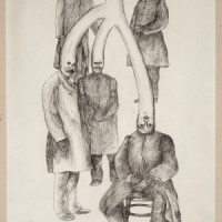 "<span class=""link fancybox-details-link""><a href=""/exhibitions/302/works/artworks4647/"">View Detail Page</a></span><div class=""artist""><strong>Ardeshir Mohassess</strong></div><div class=""title""><em>Untitled</em></div><div class=""medium"">Ink on Paper</div><div class=""dimensions"">31 x 47 cm (with frame)<br>12 1/4 x 18 1/2 in (with frame)</div>"