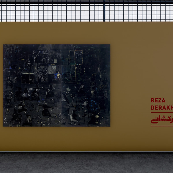 Reza Derakhshani | Teer Art Fair Online 2020 Teer Art Fair 2020