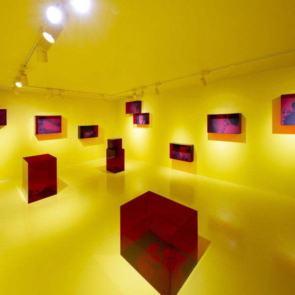 "Kourosh Malek | ""Yellow Room"" Dastan's Basement"