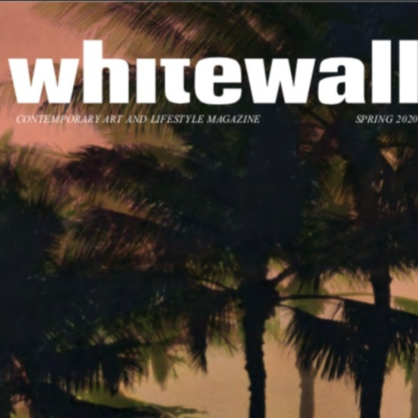 Whitewall: The Art Issue