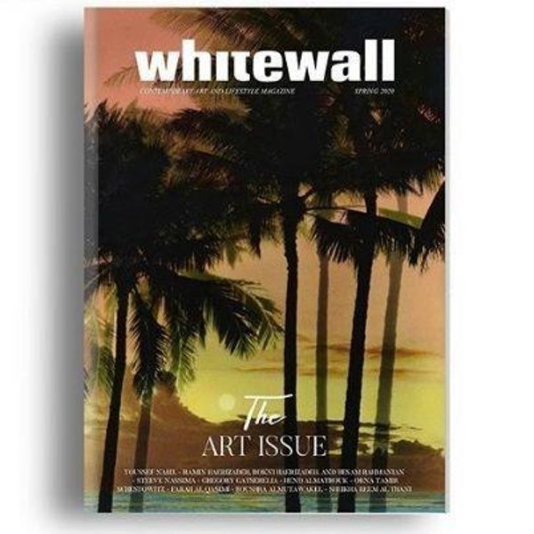 Cover of Whitewall's Spring 2020 Issue