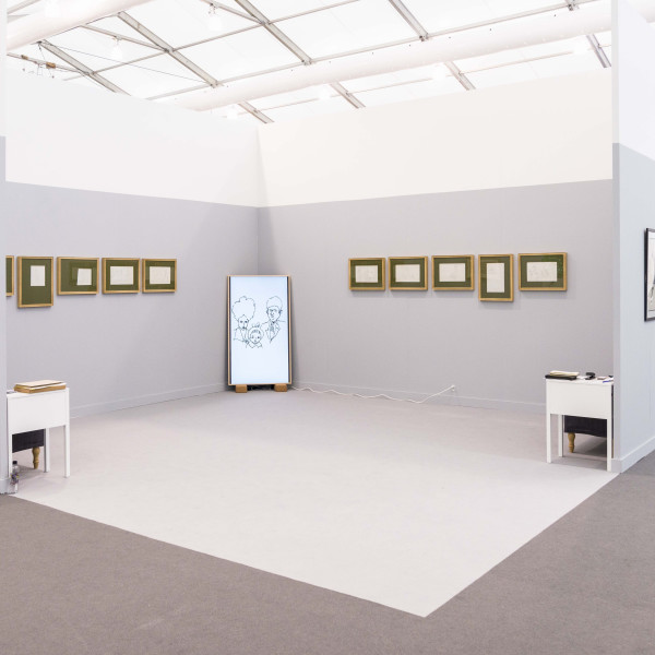 Dastan's Booth at Frieze New York Art Fair