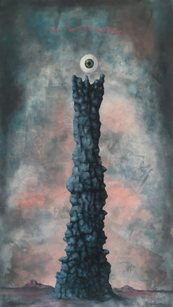 Sina Ghadaksaz, The Tower of Aesthetics, 2019