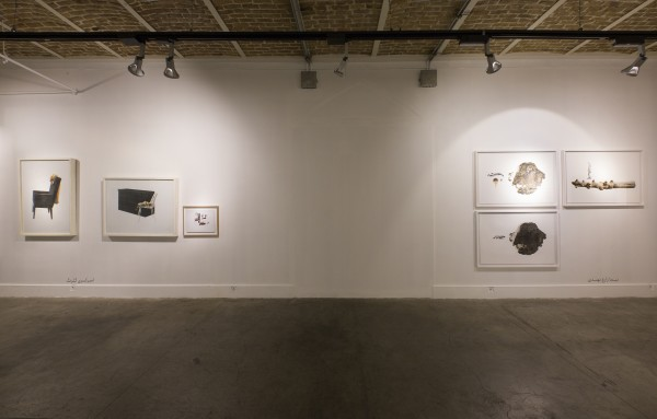 1398 2019 Encircle The Apple Or Shadowlessness Dastanoutside V Gallery Installation View Lowres 19 V