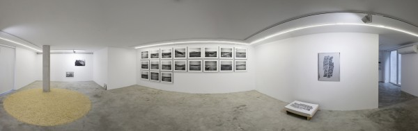 1398 2019 Kimia Kamvari Event Horizon Dastan S Basement Installation View Lowres 12 Untitled Panorama1 Copy