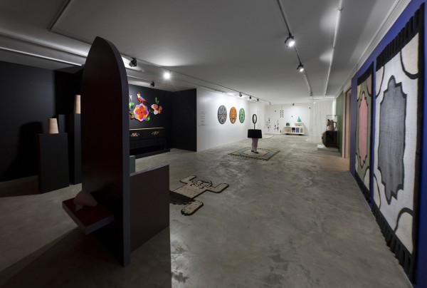 1398 2019 Studio Shizaru Dialogue Ten Years Unseen Dastan 2 Installation View Lowres 15 503A5940