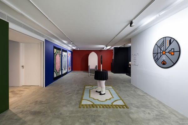 1398 2019 Studio Shizaru Dialogue Ten Years Unseen Dastan 2 Installation View Lowres 19 503A5927 2