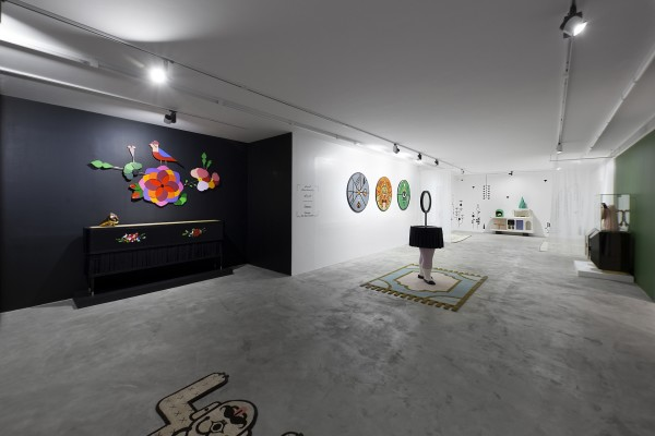 1398 2019 Studio Shizaru Dialogue Ten Years Unseen Dastan 2 Installation View Lowres 22 503A5917