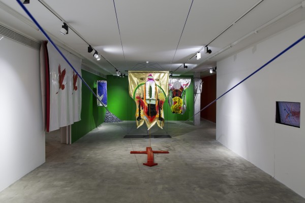1398 2019 Maryam Mimi Amini Self Studies In Flight Methods Dastan 2 Installation View Lowres 12 503A1709 Copy