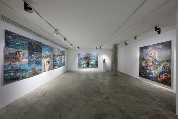 1398 2020 Ghasemi Brothers Big Fish Dastan 2 Installation View Lowres 08 503A9325