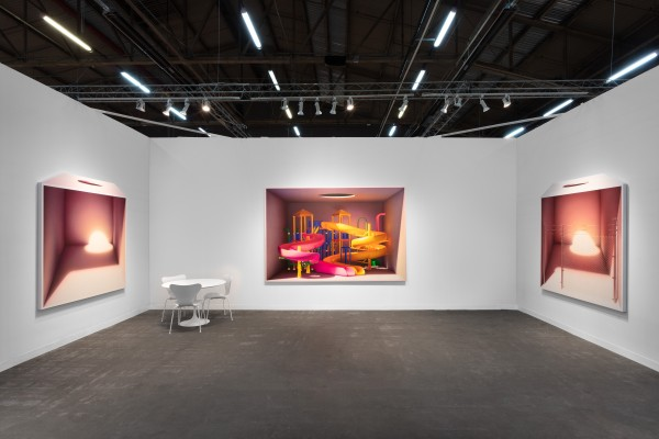 1398 2020 Mehdi Ghadyanloo The Armory Show Installation View Highres 01 0G7A8374
