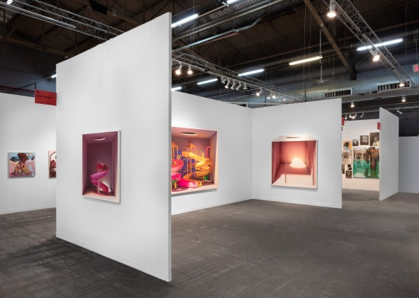 1398 2020 Mehdi Ghadyanloo The Armory Show Installation View Highres 05 0G7A8387