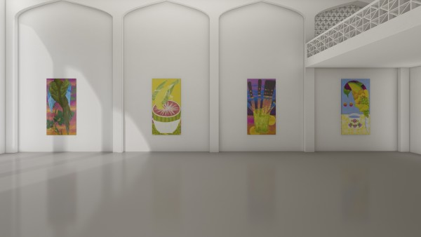 Di Frieze Ny 2020 Iman Raad Installation View 9902 17