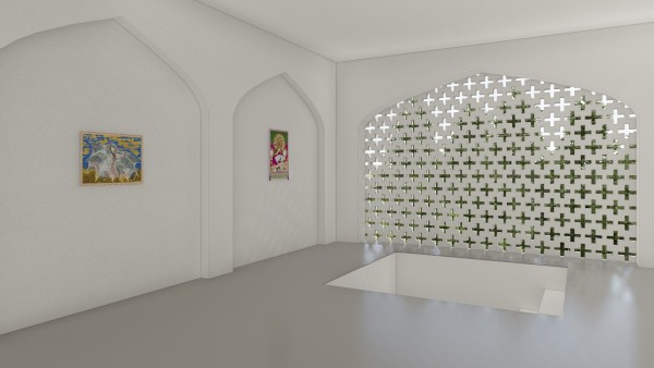 Di Frieze Ny 2020 Iman Raad Installation View 9902 6