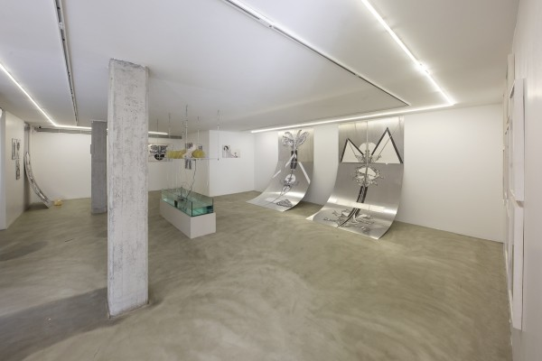 1399 2020 Ila Firouzabadi Studies For The Fountains Dastan S Basement Installation View Lowres 05 Ila5