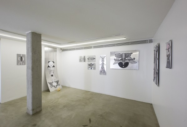 1399 2020 Ila Firouzabadi Studies For The Fountains Dastan S Basement Installation View Lowres 06 Ila6