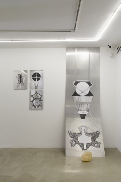 1399 2020 Ila Firouzabadi Studies For The Fountains Dastan S Basement Installation View Lowres 16 Ila16