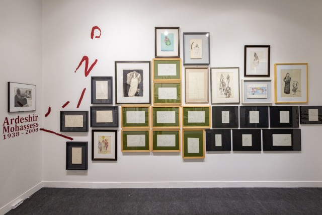 Ardeshir Mohassess | Fiac 2019, Paris, France