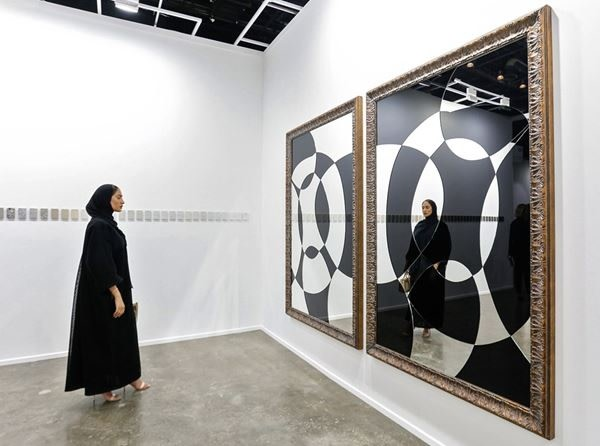 Galleria Continua, Art Dubai (21–24 March 2018). Courtesy Ocula. Photo: Charles Roussel.