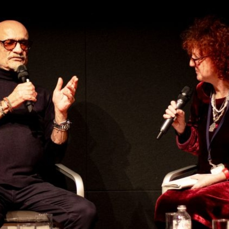 British Museum Hosts Talk With Iranian Artist and Curator Fereydoun Ave