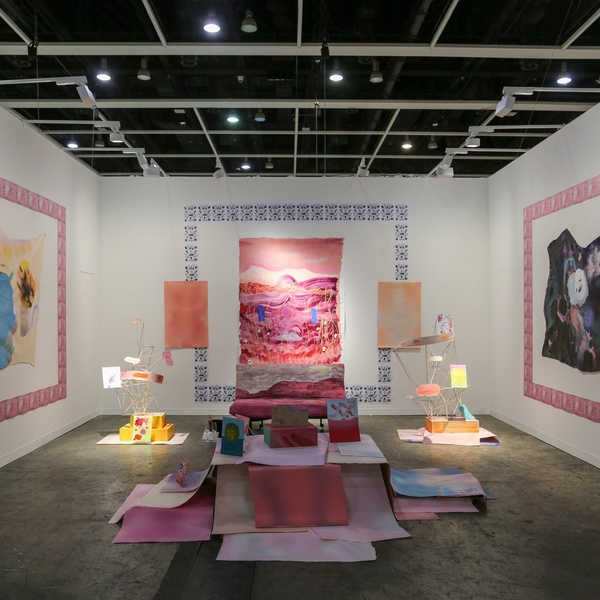 """Bedroom Posters"" Art Basel Hong Kong 2018"