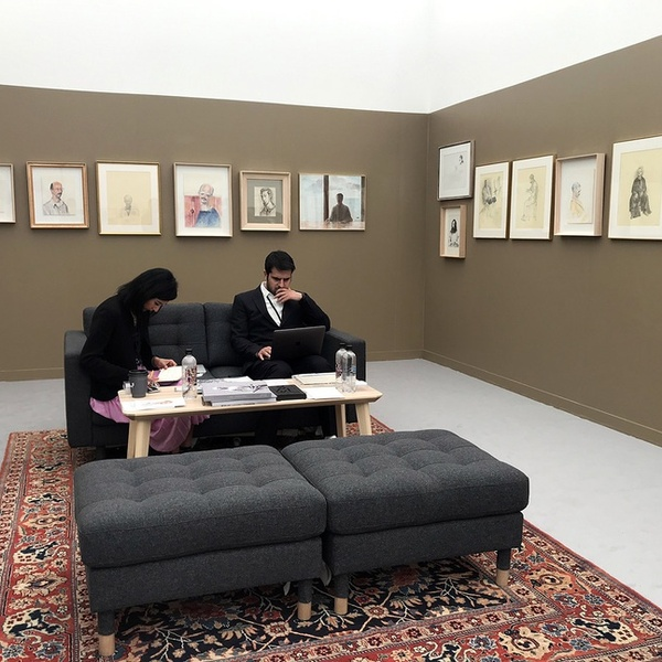 Roundup from Frieze New York 2019