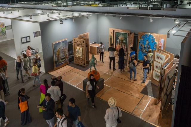 Art Dubai Finds Its Footing Thanks to a Saudi Art Renaissance and the New Louvre Abu Dhabi